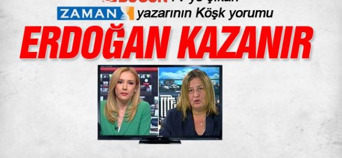 Zaman yazarı Lale Kemal: Erdoğan Köşk seçimini kazanır