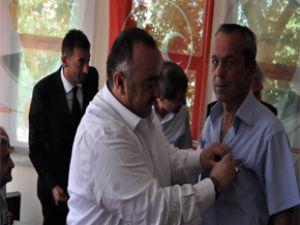DP'DEN 32 KİŞİ MHP SAFLARINA KATILDI