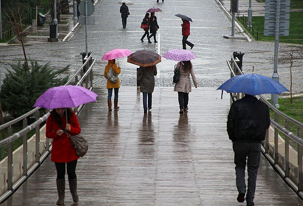 Meteoroloji uyardı ! Yağış Tekrar Mı Geliyor ?