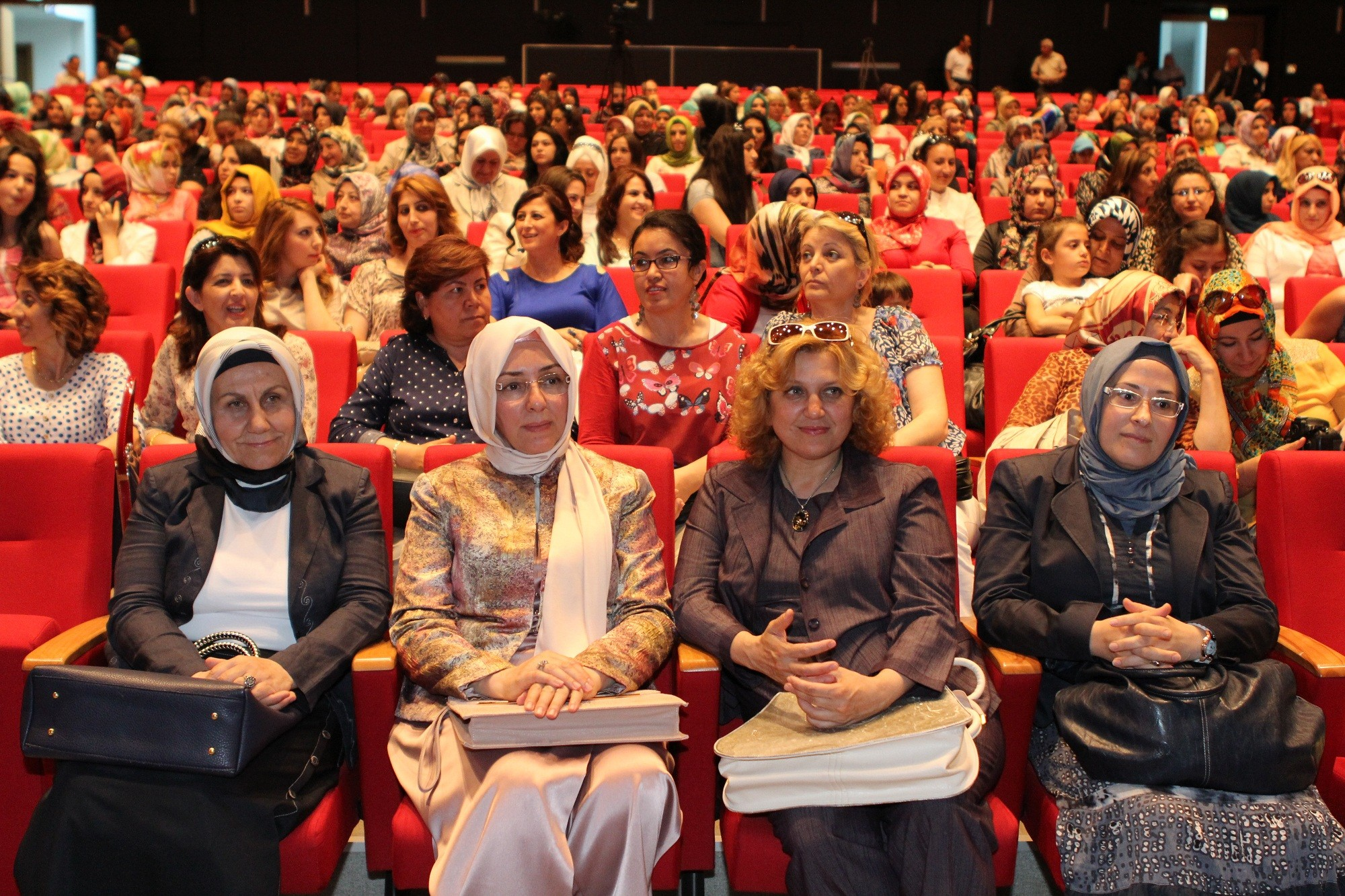 Kayseri'nin First Lady'leri Bir Arada