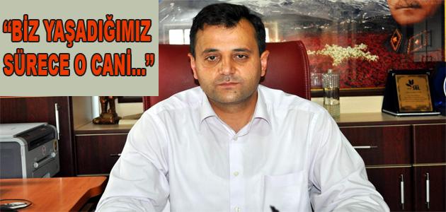 HDP'Lİ ÖNDER'E EN SERT TEPKİ KAYSERİ'DEN