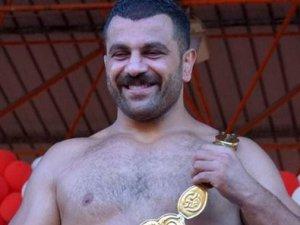 Kırkpınar'da başpehlivan belli oldu Samsun'dan Fatih Atlı oldu