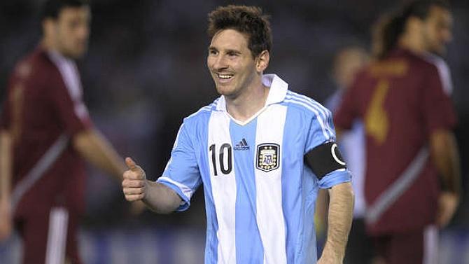 IŞİD'den Messi'ye övgü dolu sözler - VİDEO