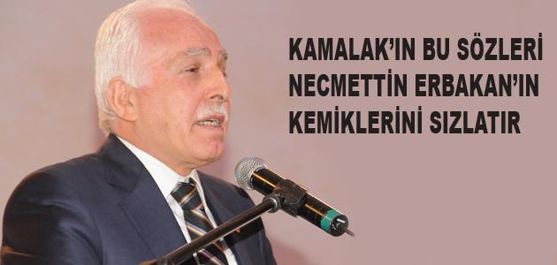 """MUSTAFA KAMALAK: """"Cumhuriyet Halk Partimiz"""""""