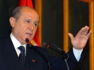 MHP Genel Başkanı Bahçeli açıklamalarda bulundu: