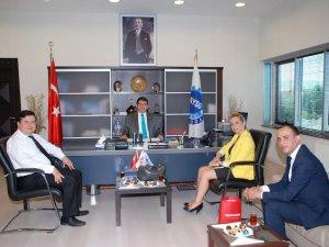 Memorial Kayseri Kayso'yu ziyaret etti