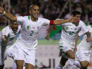 Cezayir tarih yazdı