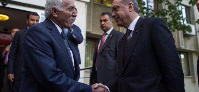 Erdoğan'dan Mustafa Kamalak'a sitem küs değilim amma kırgınım