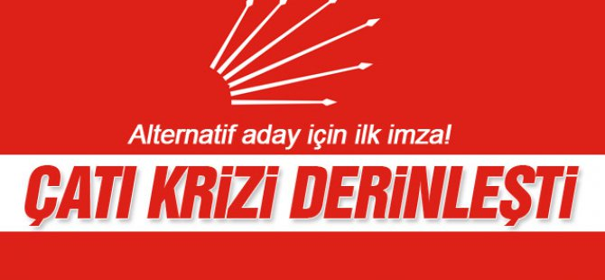 Batum'dan, İhsanoğlu'na karşı ilk imza