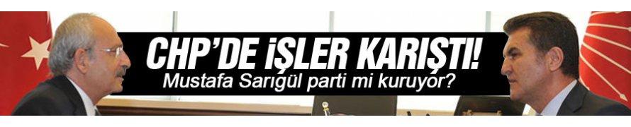 Mustafa Sarıgül parti mi kuruyor??
