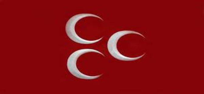 MHP Milletvekili de, çatı aday İhsanoğlu'nun ismini yanlış söyledi