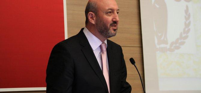 BARO BAŞKANI KONAÇ'DAN ÖĞRETMENLERE ''HOŞGÖRÜ'' TAVSİYESİ