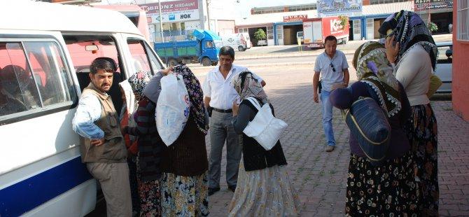 KAYSERİ'DE KAMP KURAN DİLENCİLER