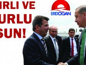 Ban'dan Köşk Adayı Erdoğan'a Destek!