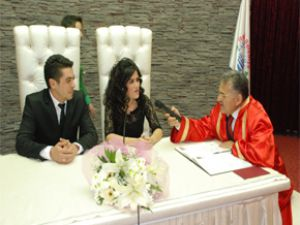 Melikgazi'de Nikah
