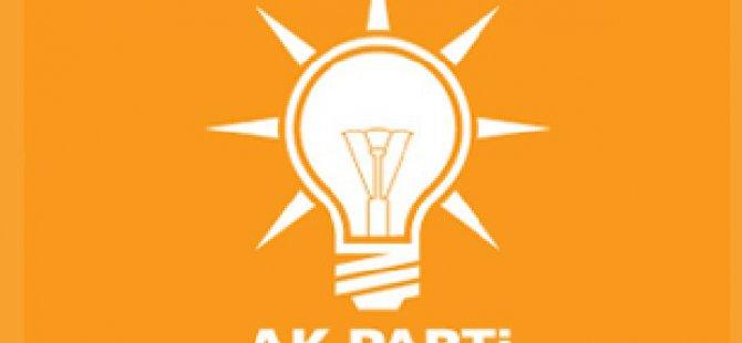 AK Parti'den 7 ile yeni il başkanlar atandı