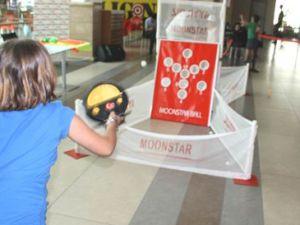 Kayseri Meysu Outlet'te Ayyıldızlar Sportif Oyunları
