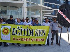 Baro Başkanı Fevzi Konaç'ı eleştirdi: