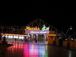 MAZAKALAND'DA RAMAZAN YOĞUNLUĞU