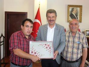 ZERİD'DEN KAYSERİ ŞEKER'E TEŞEKKÜR ZİYARETİ