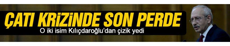 Kılıçdaroğlu, Tarhan ve Batum'u görmedi