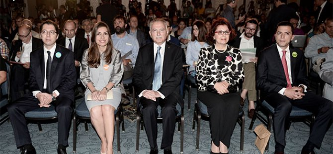 Ekmeleddin İhsanoğlu'nun Seçim Bildirgesi