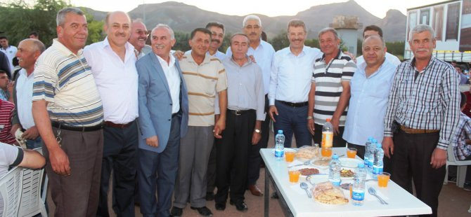 KAYSERİ ŞEKER SOFRASI, YEŞİLHİSAR'DA