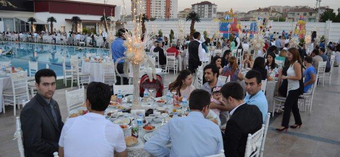 KAYSERİ BARO İFTAR'DA BULUŞTU