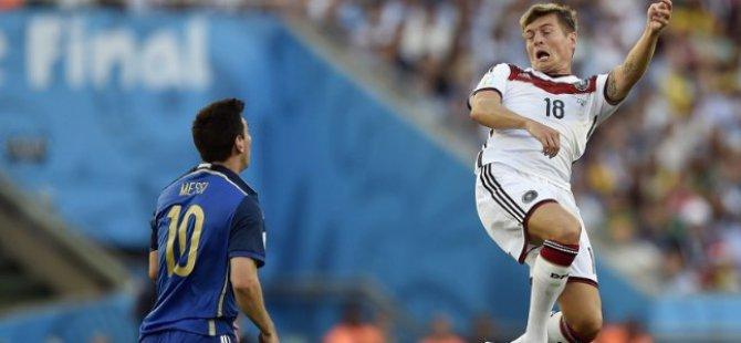 2014 Dünya Kupası Almanya'nın-video