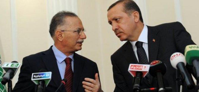 Köşk yarışında adayların yeri belli oldu Erdoğan 1 numara