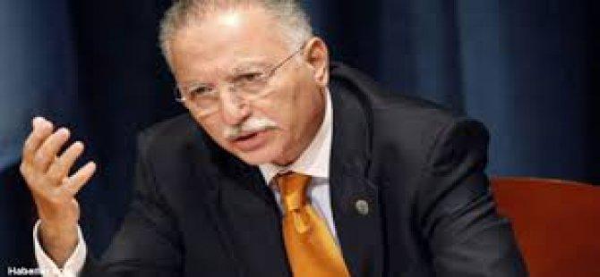 İhsanoğlu Erdoğan ve Demirtaş'a 1000'er lira yatırdı