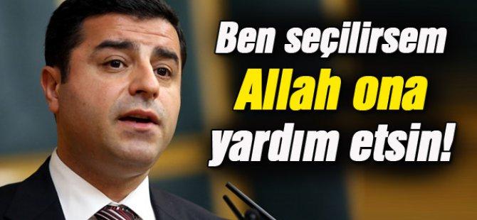Selahattin Demirtaş, Başbakan Erdoğan'a gözdağı verdi
