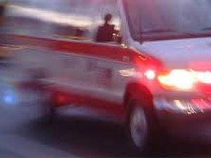 AK Parti Kahramanmaraş Milletvekili Sıtkı Güvenç kaza geçirdi