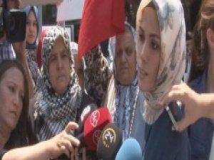 Esra Albayrak: İsrail'in ayağını denk almasını ümit ediyorum