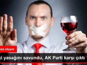 CHP İçki Yasaklansın Dedi, AK Parti Karşı Çıktı