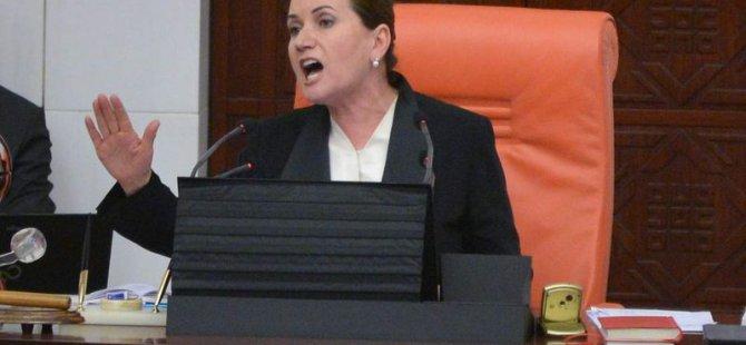 Meral Akşener'den Kamer Genç'e Tokat...