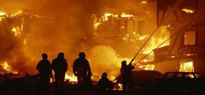 Fransa'da Yozgatlı 3 Aile yangında öldü