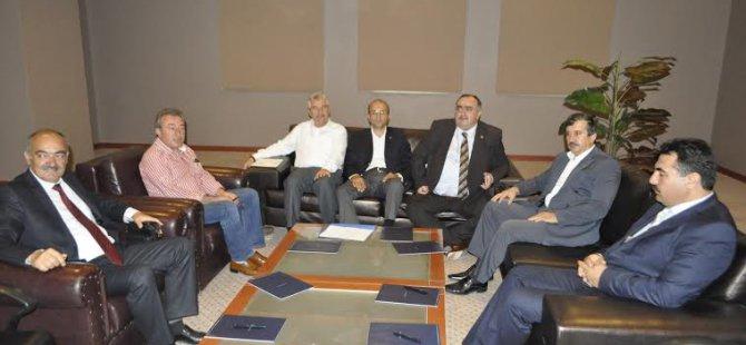 EKMELEDDİN İHSANOĞLU'NU KAYSERİ'DE CHP MHP AĞIRLAYACAK