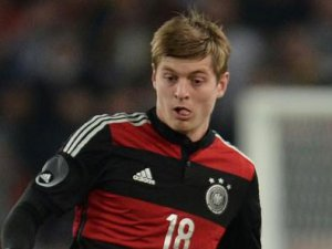 Kroos Real Madrid'de