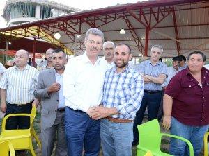 Başkan Akay Çiftçileri genel kurula davet etti