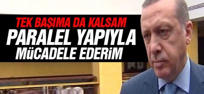 Erdoğan'dan paralel yapı açıklaması