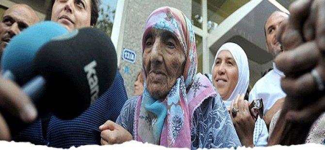 Gaziantep'de Kefen parasını Erdoğan'a bağışladı