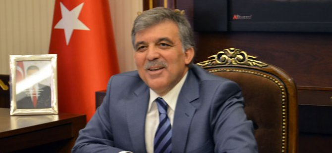 Cumhurbaşkanı Gül'den Gazze çağrısı