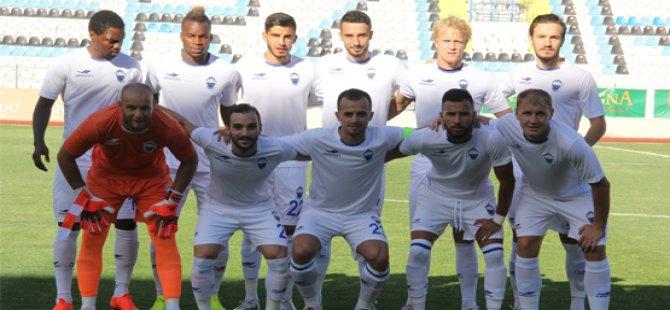 Kayseri Erciyesspor İlk Maçında Fark attı
