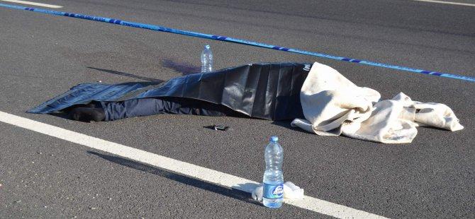 Kayseri Kuzey Çevre Yolu'nda Trafik Kazası: 1 Ölü