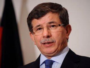 Ahmet Davutoğlu'ndan Gazze açıklaması!
