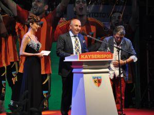Kayserispor'da İlk Sezon Açılışı