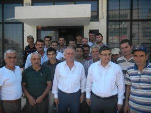Yeşilhisar'dan Başbakan Erdoğan'a destek