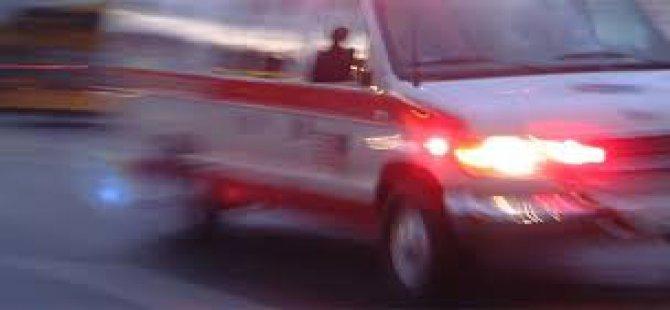 Trafik kazası 22 ölü 102 yaralı