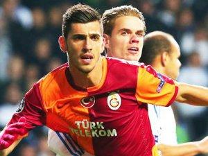 Galatasaray da bir yolcu daha